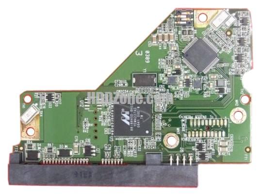 2060-771577-001 WD Hårddisk Kretskort PCB Kontrollerkort Styrkort