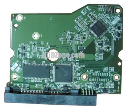 2060-771642-001 WD Hårddisk Kretskort PCB Kontrollerkort Styrkort