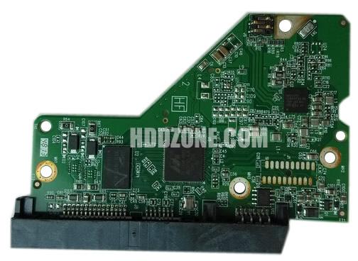 2060-771945-001 WD Hårddisk Kretskort PCB Kontrollerkort Styrkort